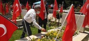 Akşehir'de 15 Temmuz Demokrasi ve Milli Birlik Günü etkinlikleri