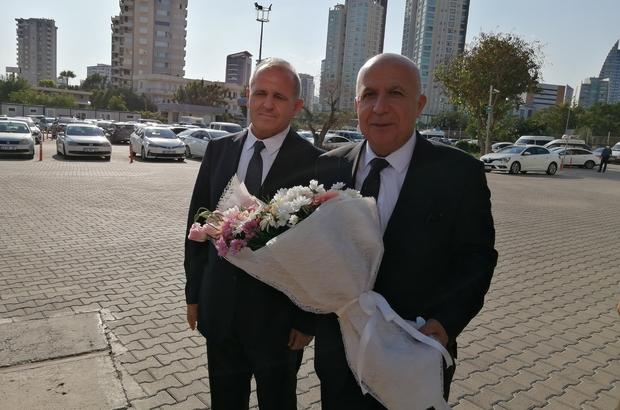Mersin Emniyet Müdürü Mehmet Aslan göreve başladı