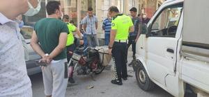 Gaziantep'te zincirleme kaza: 1 yaralı