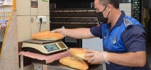 Bozüyük'te ekmek fırınları denetlendi