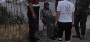 İzmir'de kaybolan 76 yaşındaki kadın Manisa'da bulundu