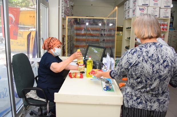 Salihli'de gıda bankasıyla yüzler gülüyor
