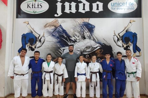 Salihli Belediyesporlu judoculardan 4 altın madalya