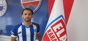 Elazığ Karakoçan, Serhat Tarhan'ı transfer etti