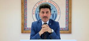 Rektör Karacoşkun'un Kurban bayramı mesajı