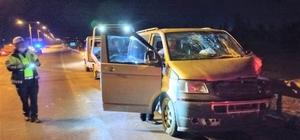 Erzincan'da trafik kazası: 8 yaralı