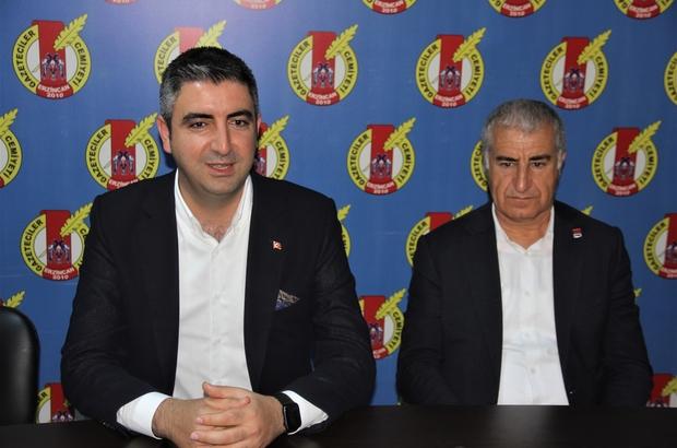 """Kartal Belediye Başkanı Gökhan Yüksel; """"Erzincan'ın cazibesini arttırıp, turizm merkezi haline gelmesini istiyoruz"""""""