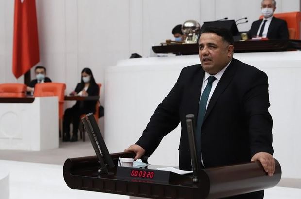 "AK Parti Çorum Milletvekili Kaya: ""Osmancık'a tarım lisesi açılacak"""