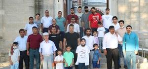 Selimiye'de bayram namazı coşkusu