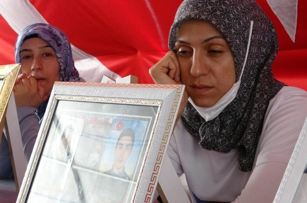 Evlat nöbetindeki aileler Kurban Bayramı'na hüzünlü girdi Kurban Bayramı'nda bile eylem çadırında evlatlarını bekliyorlar