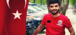 Kahramanmaraş'ta trafik kazası: Ambulans şoförü hayatını kaybetti