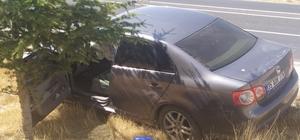 Elazığ'da iki otomobil çarpıştı: 6 yaralı