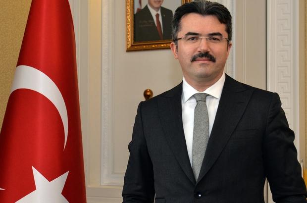 """Vali Okay Memiş: """"Bağımsızlık meşalemizin yakıldığı Erzurum kongremiz kutlu olsun"""""""