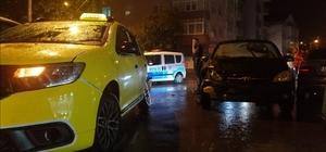Ereğli'de 3 aracın karıştığı zincirleme kaza: 2 yaralı