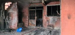Alaplı'da peş peşe çıkan yangınlar korkuttu: Bir ev, araba ve traktör kül oldu
