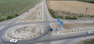 Isparta'da Jandarma bayram trafiğini havadan denetledi