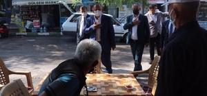 AK Parti teşkilatları saha çalışmalarına devam ediyor