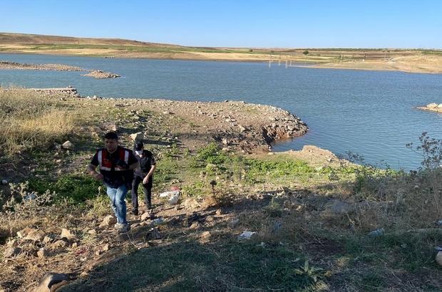 Şanlıurfa'da 3 kardeş barajda akıntıya kapıldı Kardeşlerden biri bulundu, ikisi aranıyor