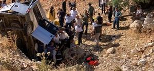 Nemrut dönüşü feci kaza: 2 ölü, 5 yaralı