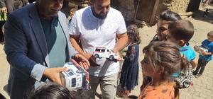 Başkan Sabırlı'dan ilçe çocuklarına bayram hediyesi