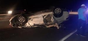 Erzincan'da trafik kazası: 1 ölü, 5 yaralı