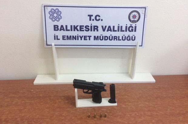 Balıkesir'de 8 şahsa asayiş ve uyuşturucu operasyonu