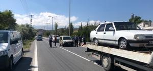 (ÖZEL) Çaldığı araç ile hırsızlık yapan şahıs yakalandı