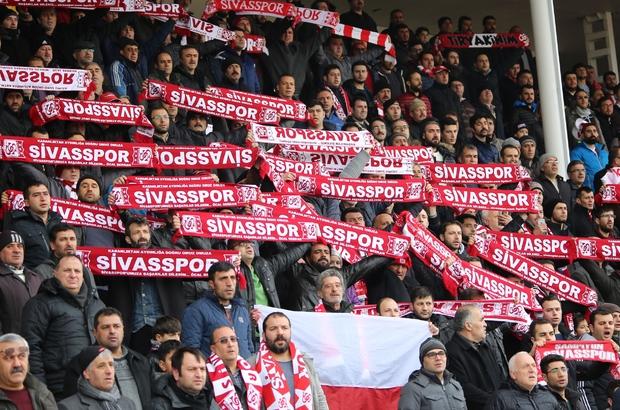 Sivasspor-Petrocub maçının bilet satışı yarın başlıyor