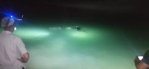 Kemaliye'de baraj gölüne düşen genç öldü