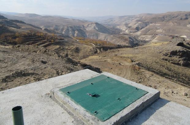 DSİ yapıyor, ekonomiye can katacak Sivas'ın Gürün ilçesinde yapımı süren ve birinci kısım inşaatı tamamlanan Gürün Suçatı Sulaması projesi, ekonomiye yılda 606 bin lira katkı sağlayacak