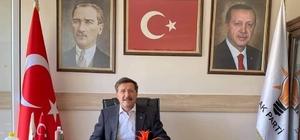 Burhaniye'de AK Parti İlçe Başkanı Gedikoğlu, eczane yoğunluğuna el attı