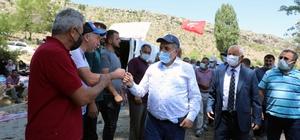 Başkan Yalçın'dan Örencik'e müjde
