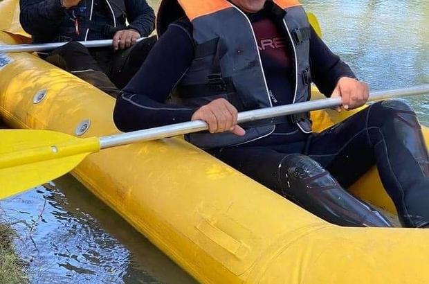 Sivas'ta rafting heyecanı Sivas'ın Gürün ilçesinde bulunan Fırat Nehrinin önemli kollarından biri olan Tohma çayında rafting heyecanı yaşandı