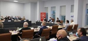 Giresun'da AFAD Koordinasyon toplantısı yapıldı