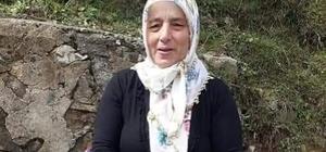 Giresun'da dengesini kaybederek düşen kadın hayatını kaybetti