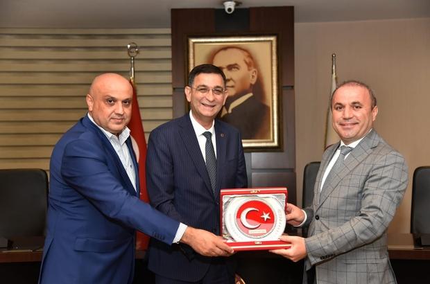 GSO Genel sekreteri Bülent Şişman görevini Yusuf İzzettin İymen'e devretti