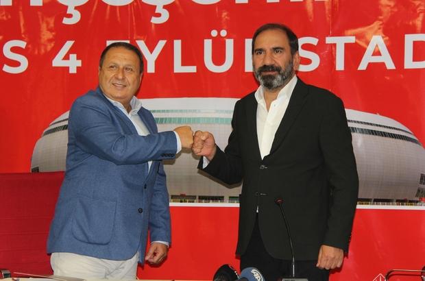 Bahçeşehir Koleji, Sivasspor'a sponsor oldu