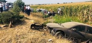 Batman'da oto çekici aracı ile otomobil çarpıştı: 3 yaralı