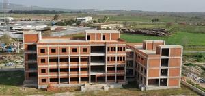 Başkan Bilgin, eğitim için kollarını sıvadı Saruhanlı'da yüksekokul binasının yapımı ihale edildi