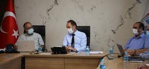 Melikgazi'de 'TSE Gözetim Tetkiki' toplantısı yapıldı