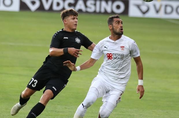 Sivasspor, Petrocub'u ağırlayacak Sivasspor'un Avrupa Kupalarında 16. sınavı