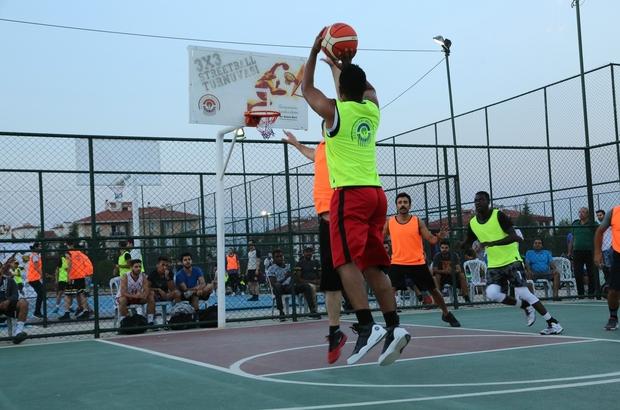 Odunpazarı'nda Sokak Basketbolu Turnuvası başlıyor