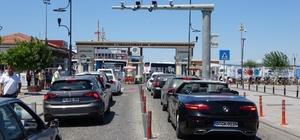 Çanakkale'de trafiğe kayıtlı araç sayısı 243 bin oldu