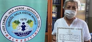 71 yaşında liseyi bitirdi, hedefi üniversite Manisa'da açık öğretim lisesini bitiren 71 yaşındaki Serpil Sözer, ölen torununun anısına üniversite sınavına da girecek