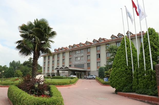 İhlas Kuzuluk Termal Otel'de 'Güvenli Turizm Sertifikası' ile hizmette 1. yıl