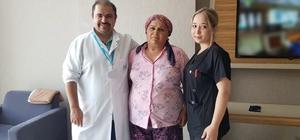 Rahim tümöründen Liv Hospital Gaziantep'te kurtuldu