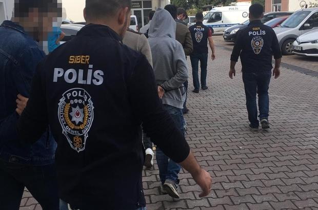 Siber suçlardan 6 ayda 40 şüpheli tutuklandı