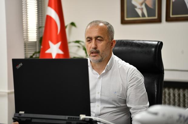 """SAÜ Rektörü Prof. Dr. Fatih Savaşan: """"Artık dünyadaki tüm gençler bizim üniversitelerimizin aday öğrencileri"""""""