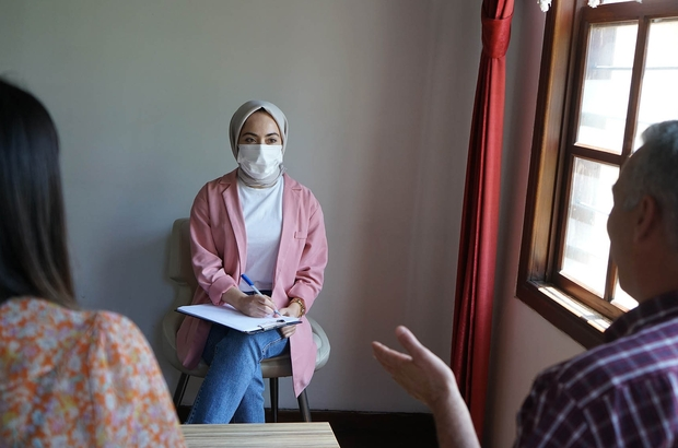 Kahramanmaraş'ta ücretsiz psikososyal destek