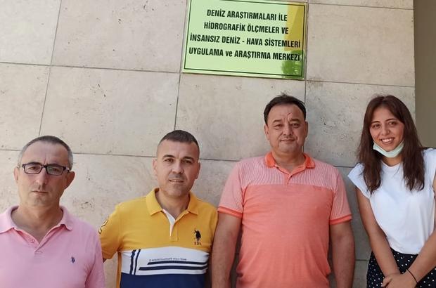 Türkiye'de sualtı haritacılığında çalışacak ilk merkez Mersin Üniversitesinde kuruldu